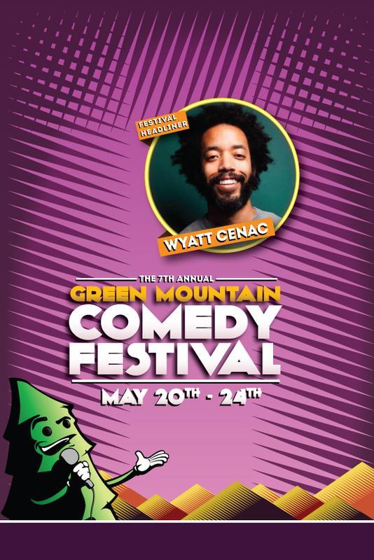 2015 Green Mountain Comedy Festival