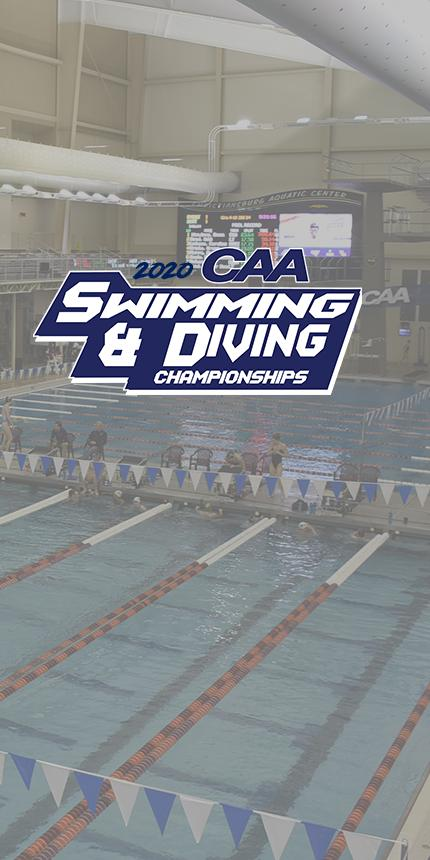 2020 CAA Swimming & Diving Championships