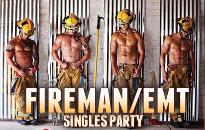"""Rescue Me"" Singles Party"