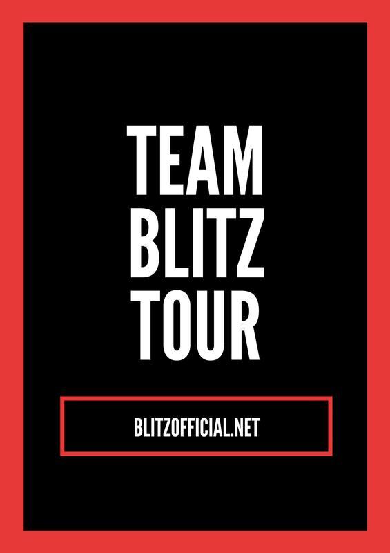 TEAM BLITZ BOSTON TOUR