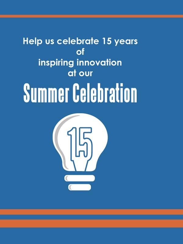 15th Anniversary Summer Celebration