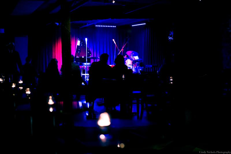 Tony Monaco / Fareed Haque Trio w/ Louis Tsamous