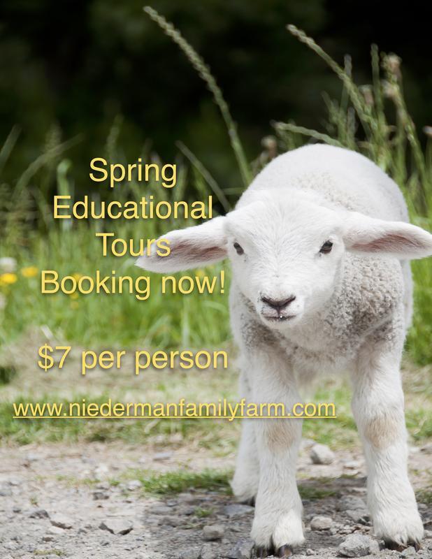 2018 Spring Farm Tours