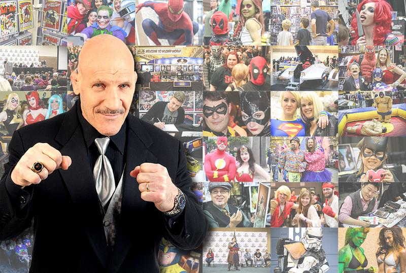 WWE® Hall of Famer Bruno Sammartino™ Saturday VIP @ Chicago 2014