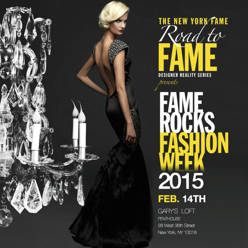 FAME ROCKS FASHION WEEK 2015