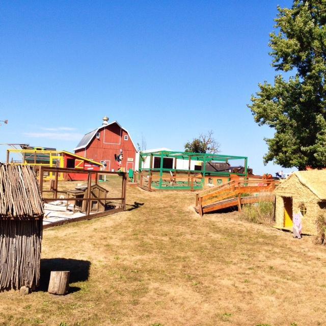 Farmyard Weekday Pass - 2015