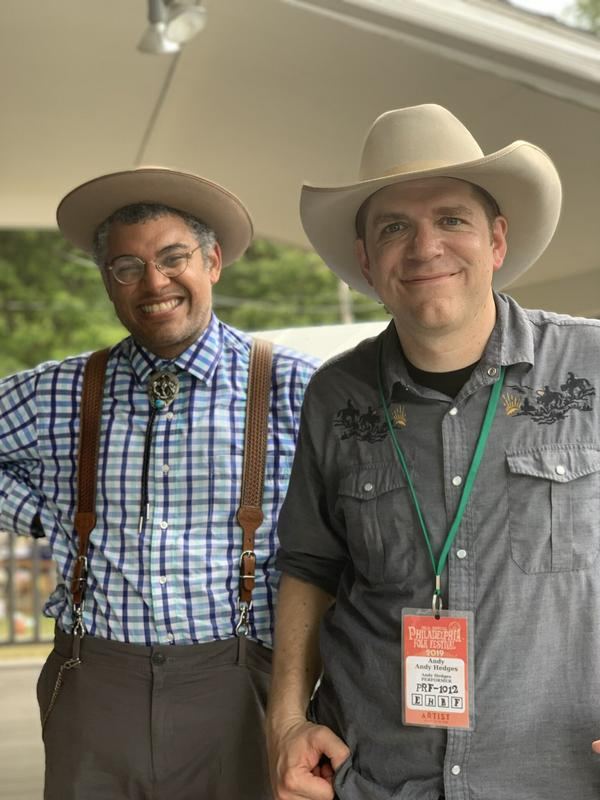Dom Flemons & Andy Hedges-Songs of the Old West