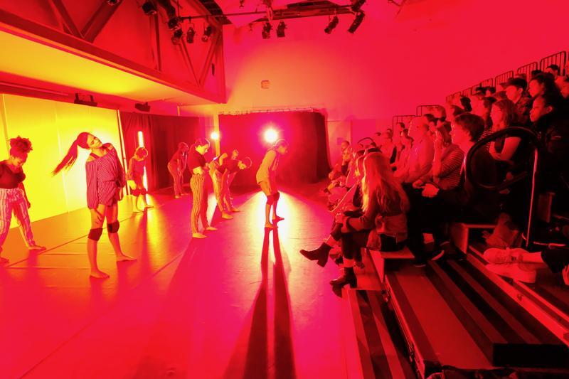 Grace Dance Ensemble: Reflections & Refractitons