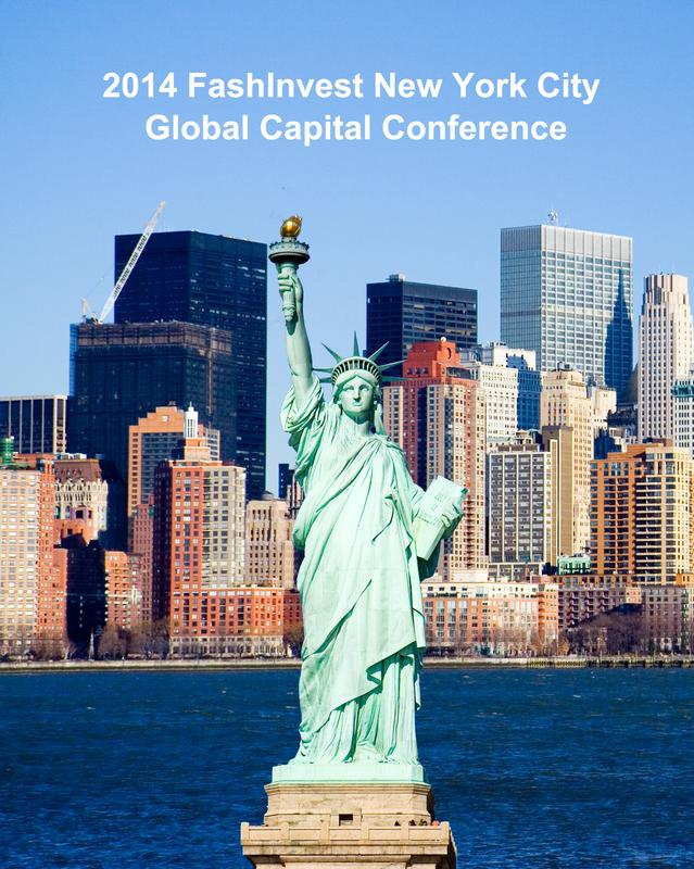 2014 FashInvest New York City Global Capital Conference