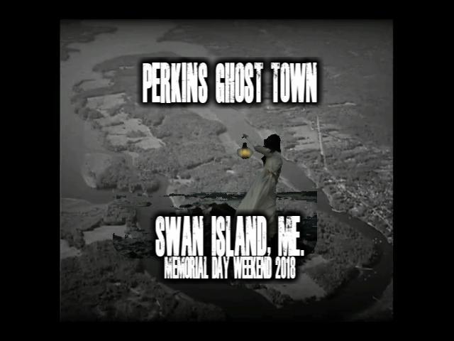 Perkins Ghost Town Swan Island
