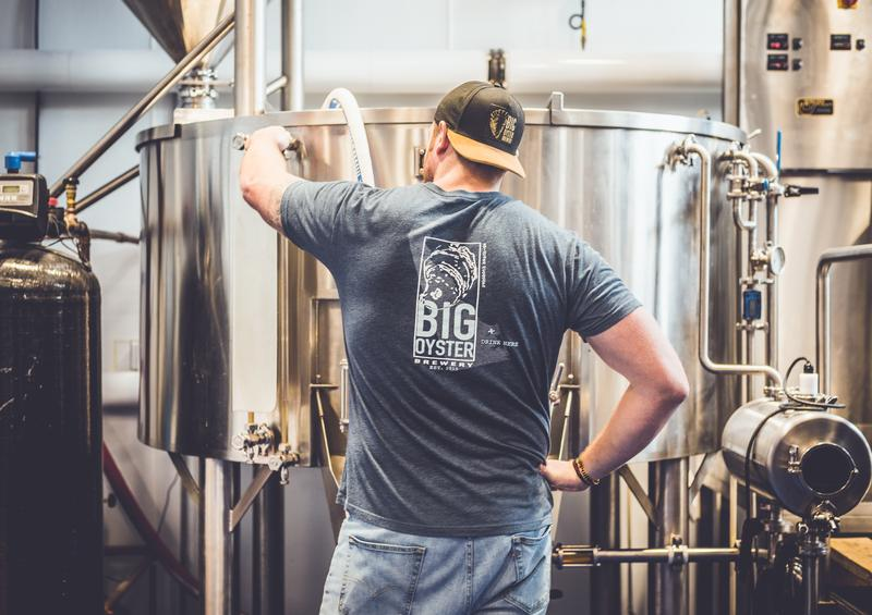 Big Oyster Brewery Tours