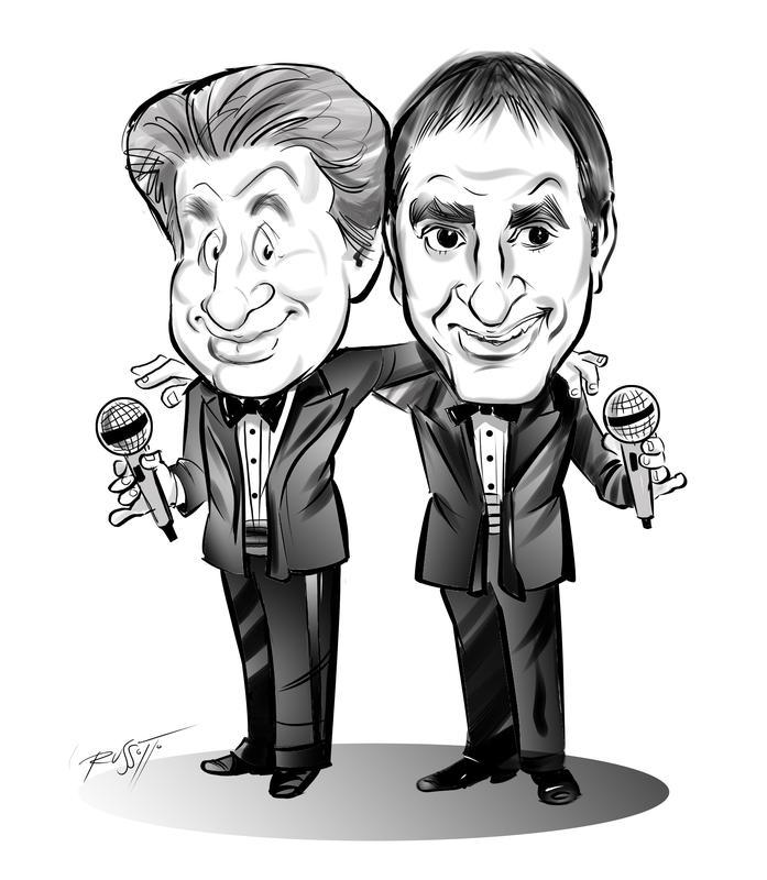 """""""The Spaghetti & Matzoh Ball Show!"""""""