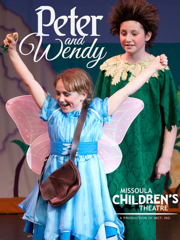 Missoula Children's Theatre presents Peter and Wendy