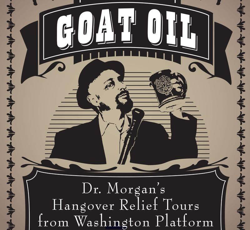 Dr. Morgan's Hangover Relief Tour