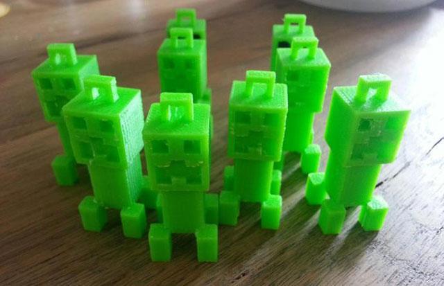 Math and Minecraft