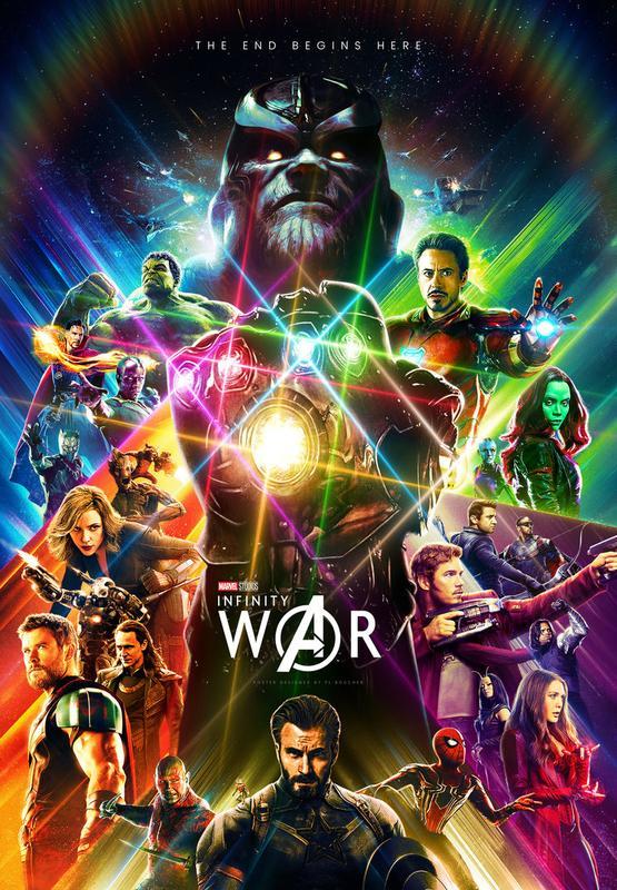 Avengers: Infinity War Screening + Dinner