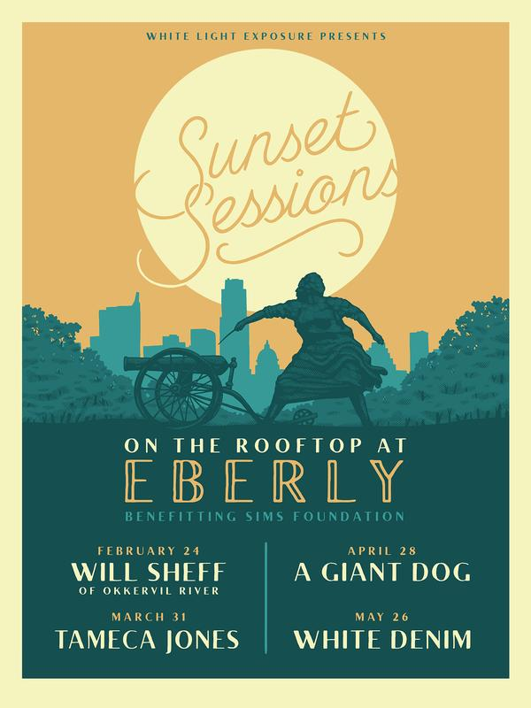 Eberly Sunset Sessions with Tameca Jones & Dr JOE