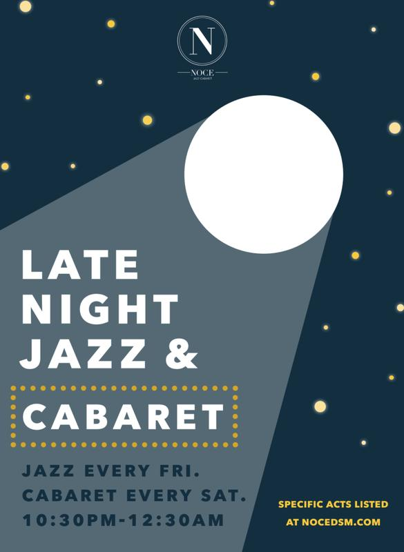 Late Night Cabaret