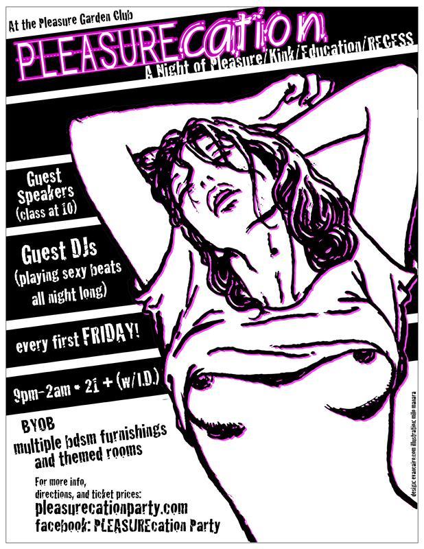 Friday 3/2 PLEASUREcation...Mixed Swingers/BDSM Event!!