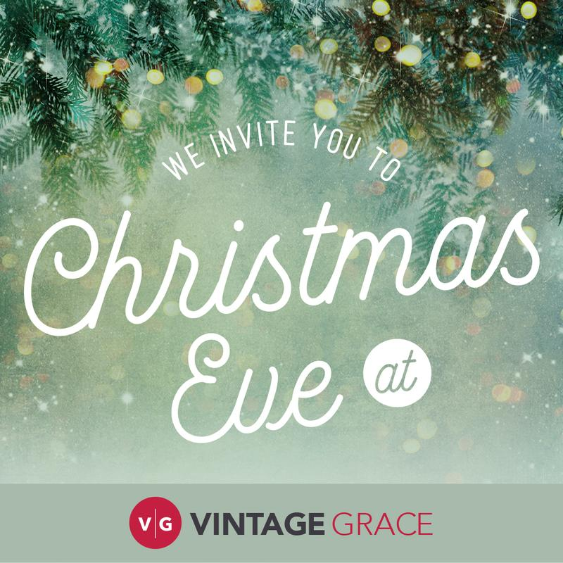 Christmas Eve at Vintage Grace