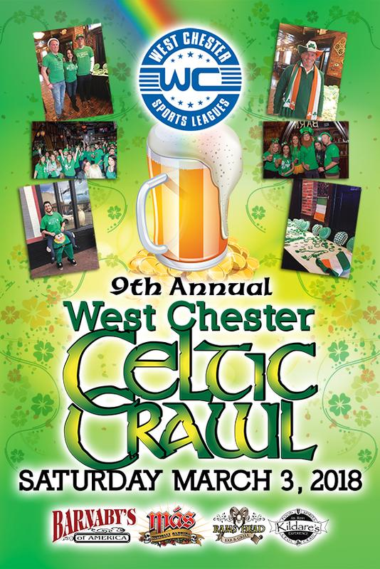 9th Annual West Chester Celtic Crawl