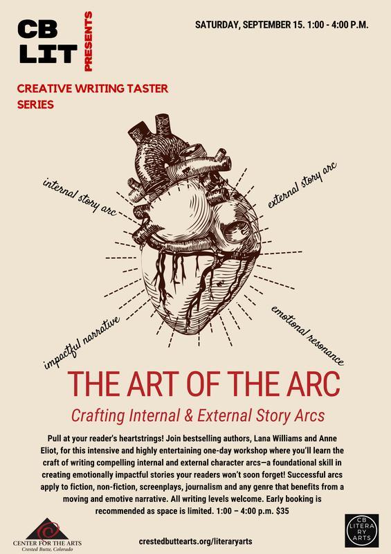 Creative Writing Taster Series