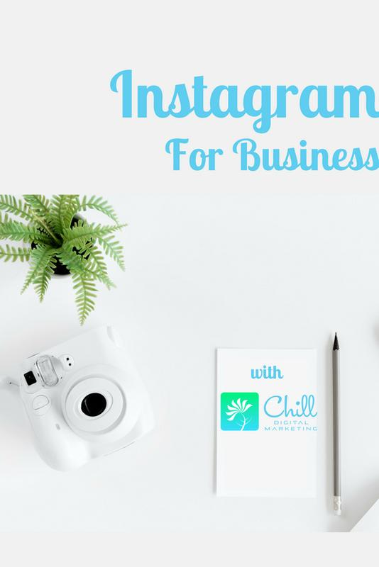 Instagram for Business - August 2018