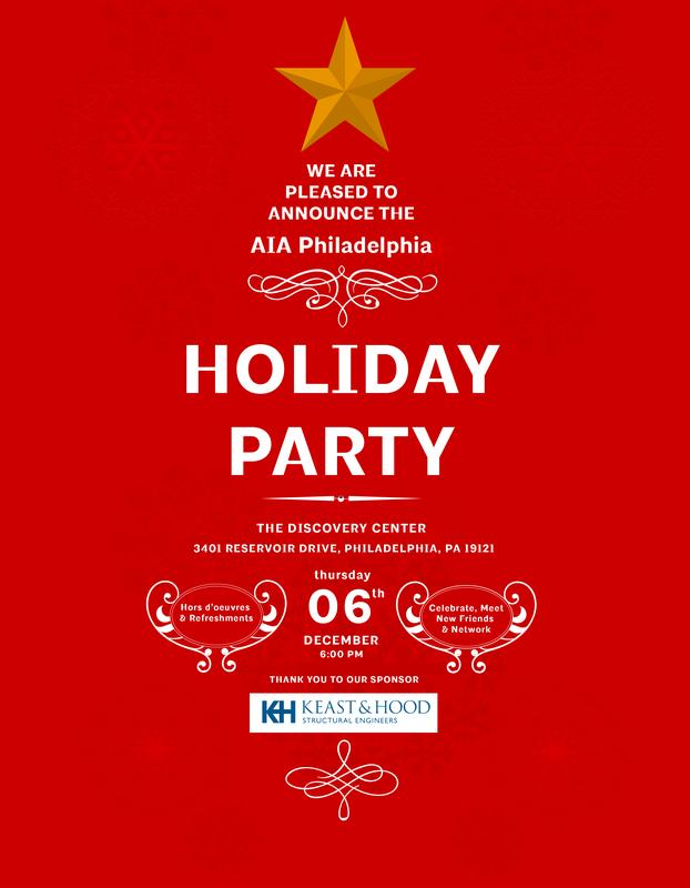 2018 AIA Philadelphia Holiday Party