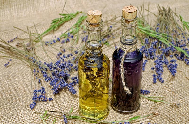 Lavender & Herb Vinegar