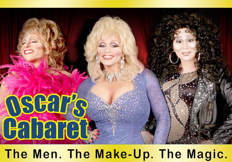 Oscar's Cabaret Saturday February 22