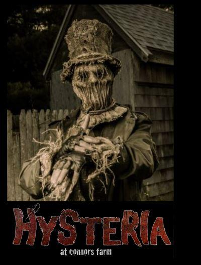 2014 HYSTERIA SCREAM PARK AT CONNORS FARM