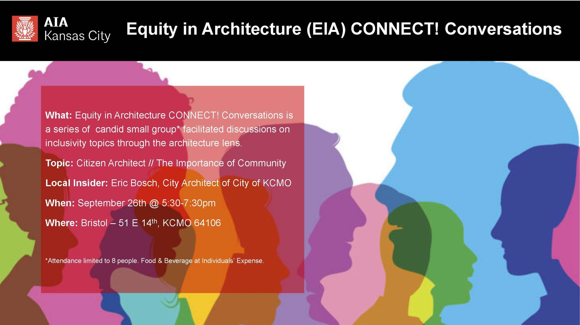 Equity in Architecture: Citizen Architect // The Importance of Community