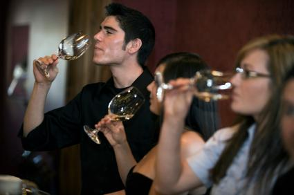 Wine Tasting 101 At The Gingerman In Greenwich
