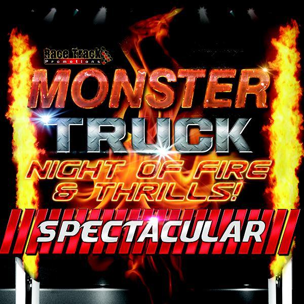 Monster Truck Night of Destruction - Spud Speedway