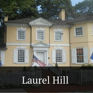 Laurel Hill Mansion: April General Admissions