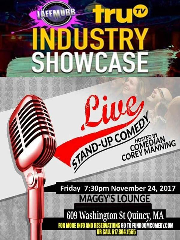 Live Stand-Up Comedy at Maggy's Lounge