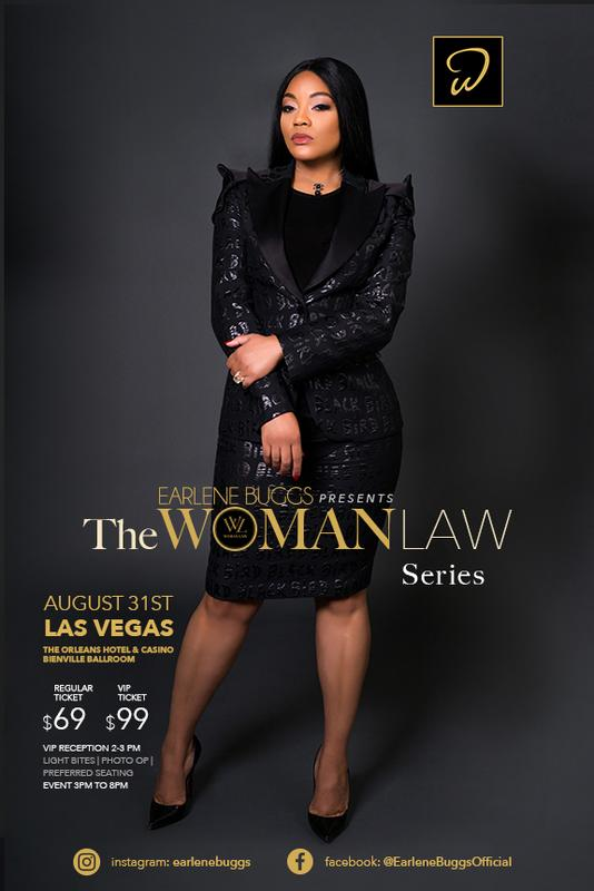 The Woman Law Series @ Las Vegas ORGANO EXPO