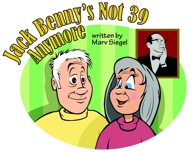 Jack Benny's Not 39 Anymore