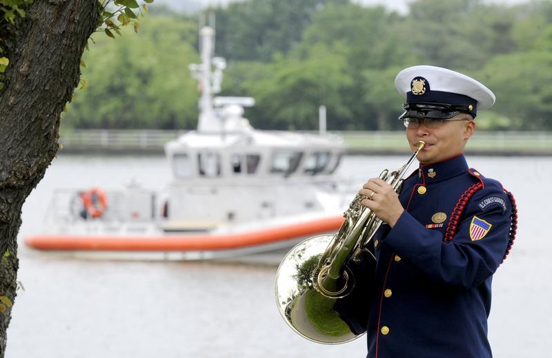 US Coast Guard Band - Cheboygan, MI