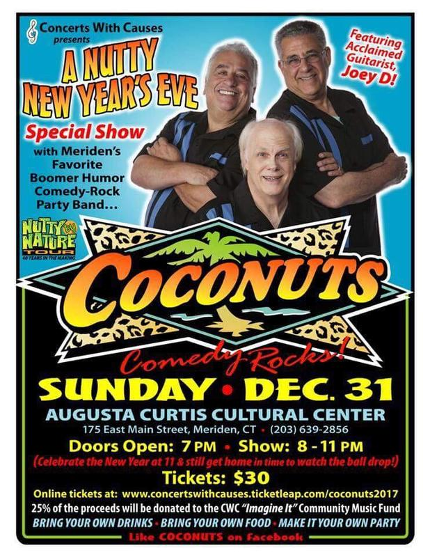 New Year's Eve with The Coconuts