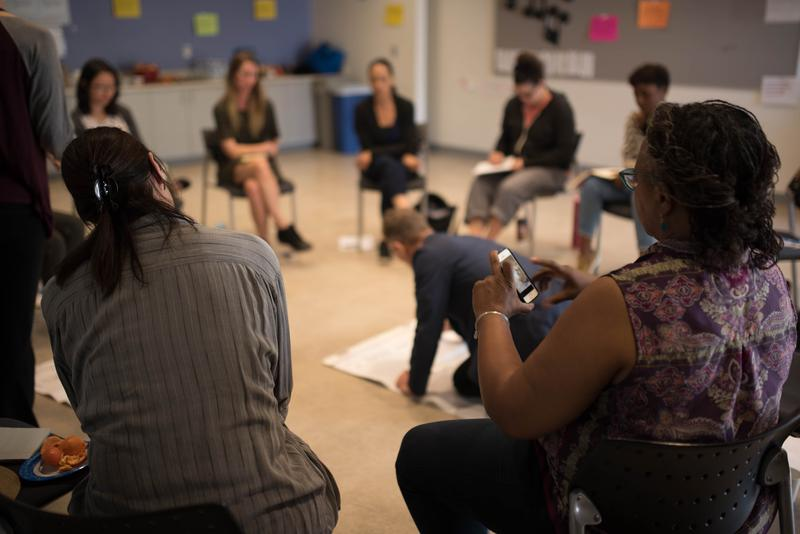 Teacher Training: Critical Response Process