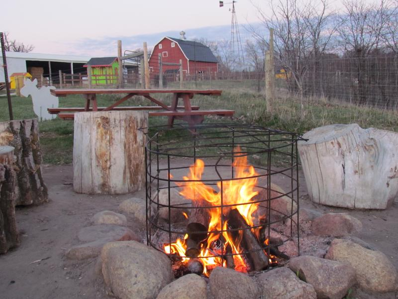Campfire Reservations - 2018