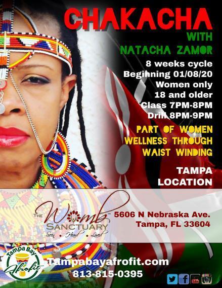 TampaBay Afrofit Gift Certificates