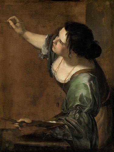 Free Art History Lecture - Italian Baroque Artist Artemisia Gentileschi