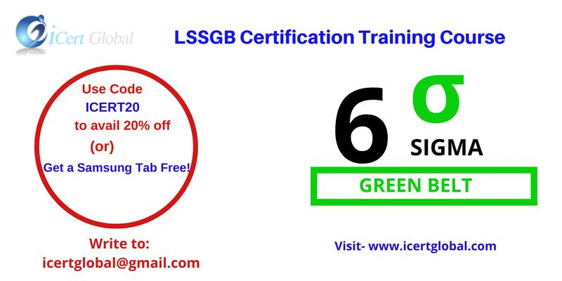 LSSGB Classroom Training in Des Moines, IA
