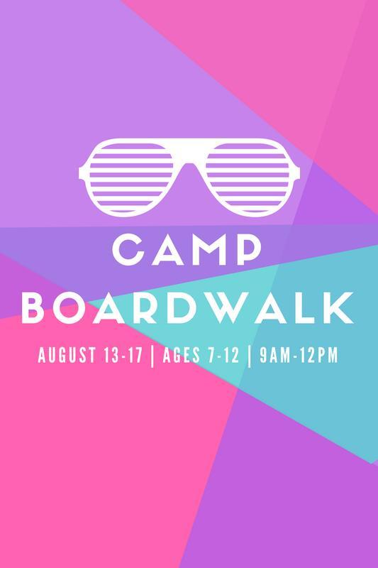 Camp Boardwalk August