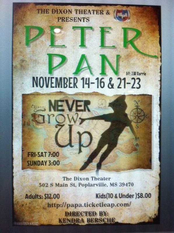J.M. Barrie's  Peter Pan