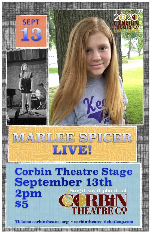 Marlee Spicer LIVE
