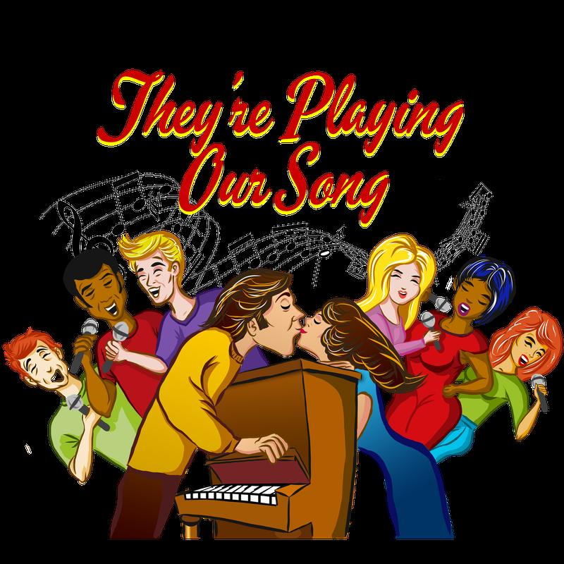 "Hunterdon Hills Playhouse ""They're Playing our Song"""