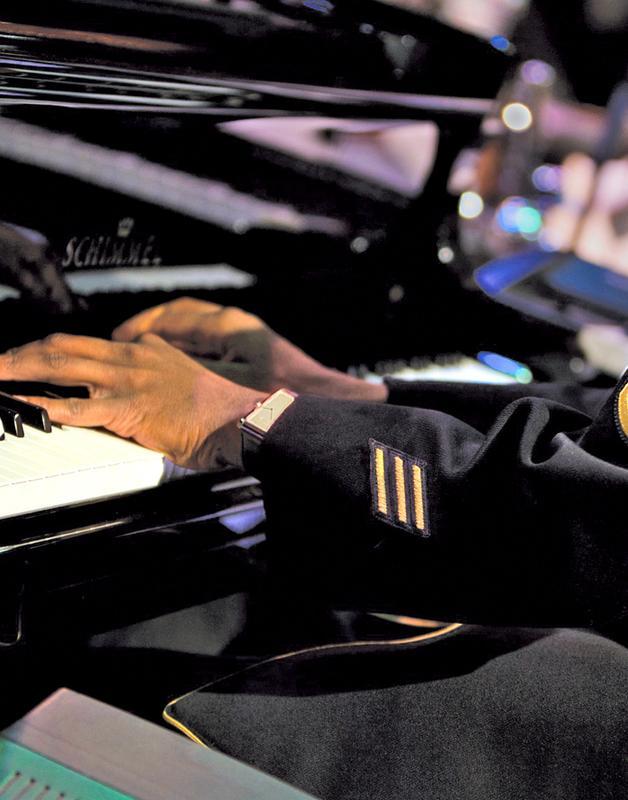 The Jazz Ambassadors- America's Big Band--Vergennes